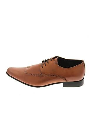 Pascal Morabito Zapatos Business Rhayan (Cognac)