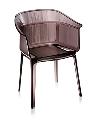 Zuo Set of 4 Allsorts Dining Chairs, Smoky Grey