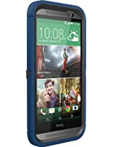 Otterbox Defender Series for HTC One M8 - Frustration-Free Packaging - Blueprint