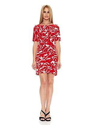 Barbarella Vestido Thérèsa (Rojo)