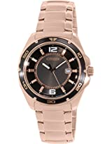 Citizen Analog Black Dial Men's Watch BK2522-58E