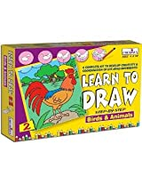 Creative's Learn To Draw-Birds & Animals 1039
