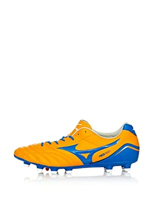 Mizuno Zapatillas Football NEO Zen MD (Naranja / Azul / Blanco)