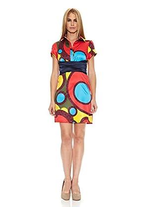 Barbarella Vestido Éline (Multicolor)