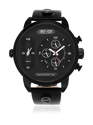 So & Co new York Uhr mit japanischem Quarzuhrwerk Man GP16125 52.0 mm