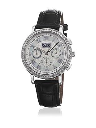 Burgi Reloj de cuarzo Woman BUR087BK 38 mm