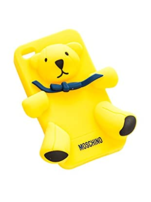 MOSCHINO Case iPhone 4/4S gelb