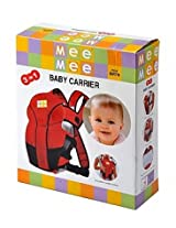 Mee Mee BABY CARRIER MM-C 26 Red