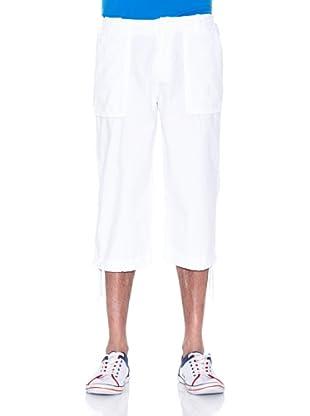 Slam Bermuda Maipu (Blanco)