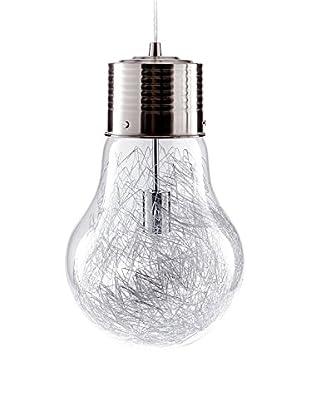 Contemporary Living Lámpara De Suspensión Lampadina Transparente