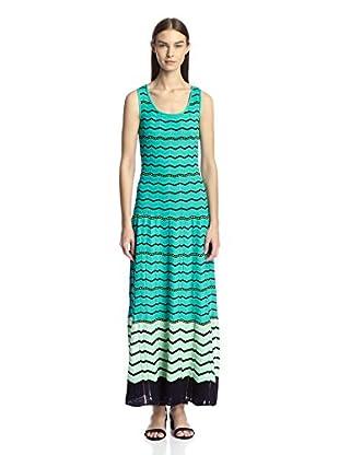 M Missoni Women's Knit Maxi Dress