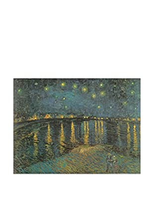 Artopweb Panel Decorativo Van Gogh Starry Night 1888 - 60x80 cm Multicolor