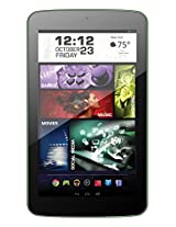 """Visual Land Prestige PRO 7DS-WC - 7"""" Dual Core 8GB Android Tablet with Wallet Case, KitKat4.4, Google Play (Green)"""