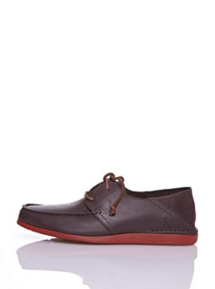 Rockport Zapatos Casual Cts Moc Oxford (Marrón Oscuro)