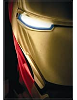 Iron Man (Pack of 2) 180 Pages A4 Notebook Spiral Bound