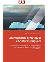 Changements Climatiques Et Cultures Irriguees (Omn.Univ.Europ.)