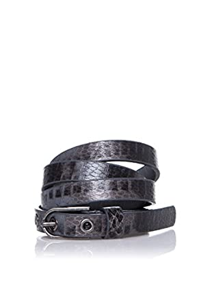 Pepe Jeans London Cinturón Rena (Negro)