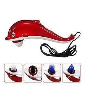 Dolphin Infrared Massager (Red) - H7Bm6