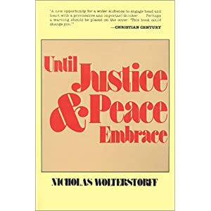 Until Justice and Peace Embrace