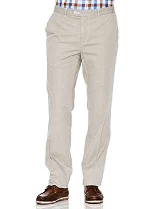 Cortefiel Chino-Hose Regular (Stein)