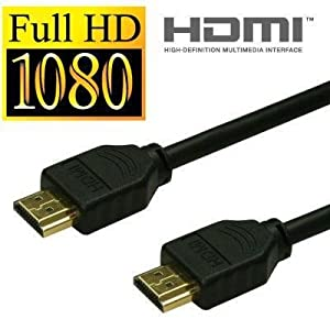 HDMI HIGH DEFINITION GOLD PLATED HDMI - HDMI 3M CABLE