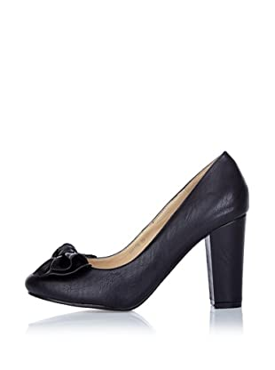 R and Be Zapatos Chartres (Negro)