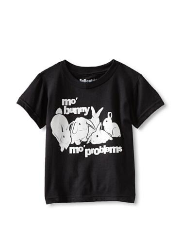 Ex-Boyfriend Boy's Mo' Bunny Mo' Problems T-Shirt (Black)