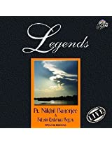 Legend-1 by Pt. Nikhil Banerjee (sitar)
