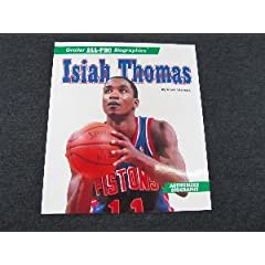 Isiah Thomas (Grolier All-Pro Biographies)