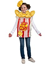 Kid Kernel Popcorn Costume - Child Std.