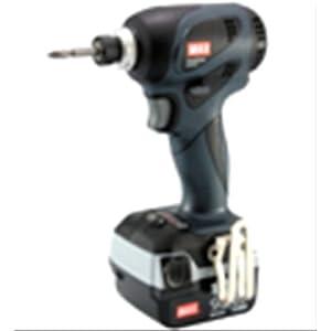 【クリックで詳細表示】マックス(MAX) インパクトドライバ 【14.4Vリチウムイオン電池シリーズ】 PJ-ID143-B2C(G)グレー: DIY・工具