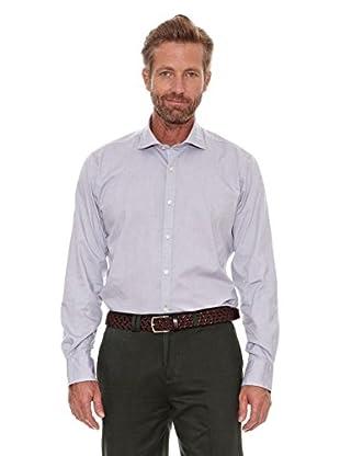 Cortefiel Camisa Coderas (Gris Oscuro)