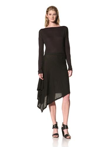 RICK OWENS Women's Skirt (Black)