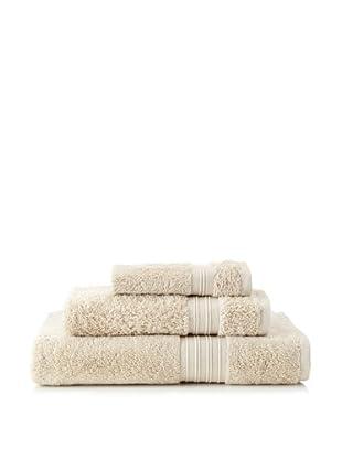 Terrisol 3-Piece Supima Cotton Towel Set (Oat)