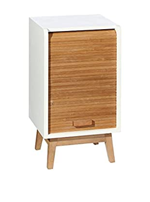 ROMANTIC STYLE Mueble Auxiliar NATURAL-BLANCO