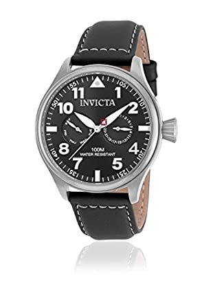 Invicta Watch Reloj con movimiento cuarzo suizo Man 18512 45 mm