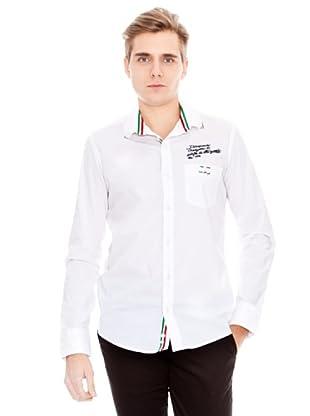 Unitryb Camisa Lisa (Blanco)