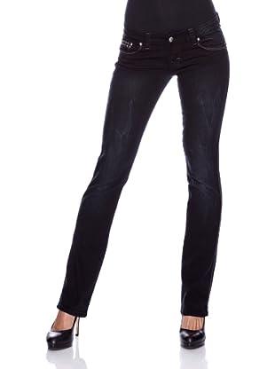 Antique Rivet Jeans Nicole (rebel/black)