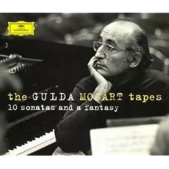 国内盤The Gulda Mozart Tapes商品写真