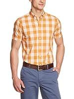 Ben Sherman Camisa Philipppa (Naranja)