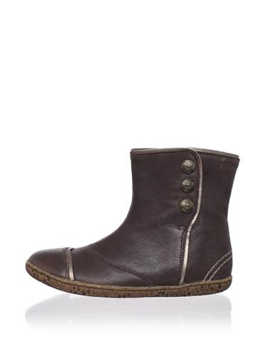 Kickers Kid's Baltik Boot (Toddler/Little Kid) (Dark Brown)