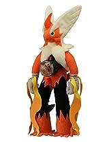 Pokemon Mega sinker soft figure mega Bashamo
