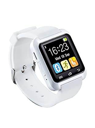 Bluetooth Smart Watch for iOS & Android, White