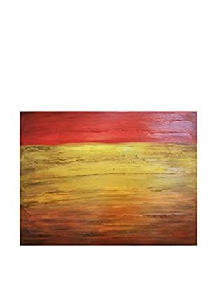 Legendarte Pintura al Óleo sobre Lienzo Fascia d