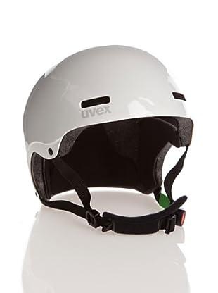 Uvex Casco Ski Hlmt 5 Radical (Blanco)