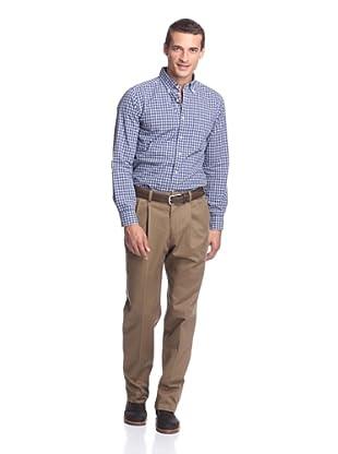Hiltl Men's Casual Pant (Taupe)