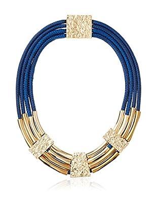 Biplat Halskette 2270 blau