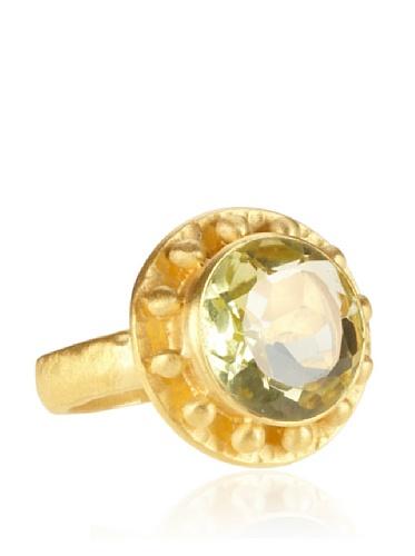Jamie Young Lemon Quartz Palace Ring