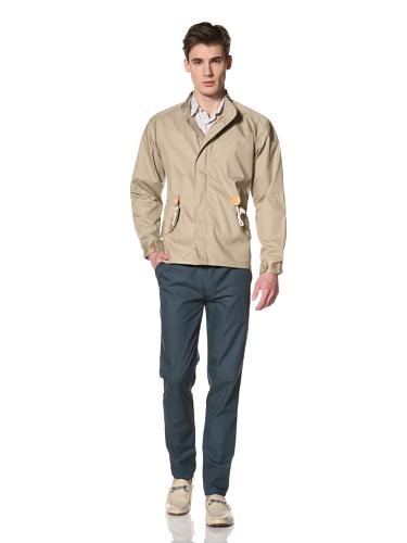 Camo Men's Locato Cross Jacket (Beige)