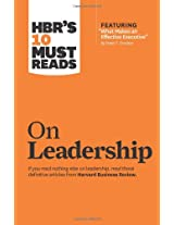 HBR's 10 Must Reads: On Leadership